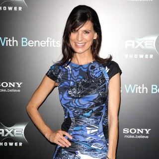 Perrey Reeves in New York Premiere of Friends with Benefits - Arrivals