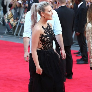 Perrie Edwards, Little Mix in World Premiere of One Direction: This Is Us - Arrivals