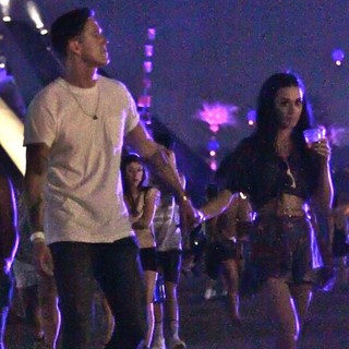 Robert Ackroyd, Katy Perry in Celebrities at The 2012 Coachella Valley Music and Arts Festival - Week 2 Day 3