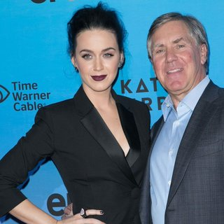 Katy Perry - World Premiere of EPIX's Katy Perry: The Prismatic World Tour - Arrivals