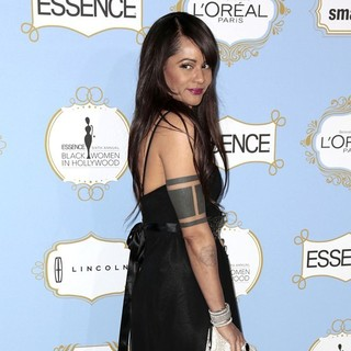 Persia White in 6th Annual Essence Black Women in Hollywood Luncheon