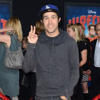 Pete Wentz, Fall Out Boy in The Los Angeles Premiere of Wreck-It Ralph - Arrivals