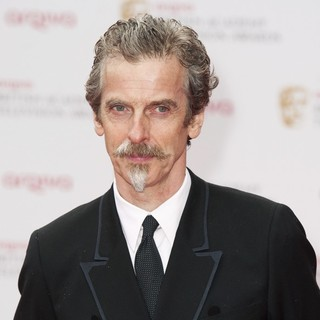 Peter Capaldi in The Arqiva British Academy Television Awards 2013 - Arrivals
