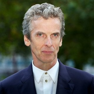 Peter Capaldi in Doctor Who Screening