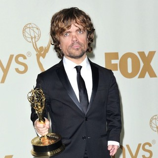 Peter Dinklage in The 63rd Primetime Emmy Awards - Press Room