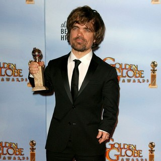 Peter Dinklage in The 69th Annual Golden Globe Awards - Press Room