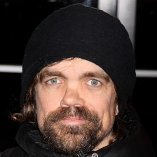 Peter Dinklage in Opening Night of The New Group Production of Clive - Arrivals