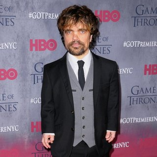 Peter Dinklage in New York Premiere of The Fourth Season of Game of Thrones - Red Carpet Arrivals - peter-dinklage-premiere-game-of-thrones-season-4-02