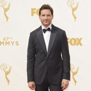 Peter Facinelli in 67th Primetime Emmy Awards - Red Carpet