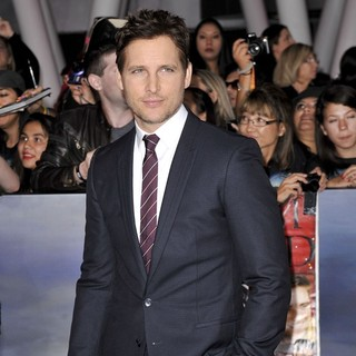 Peter Facinelli - The Premiere of The Twilight Saga's Breaking Dawn Part II