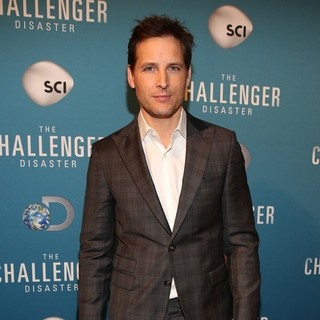 Peter Facinelli in Premiere of Science Channel's The Challenger Disaster