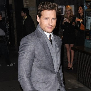 Peter Facinelli in The Twilight Saga's Breaking Dawn Part II New York Screening