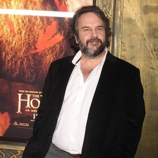 Peter Jackson in Premiere of The Hobbit: An Unexpected Journey