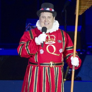 Peter Kay in The Diamond Jubilee Concert