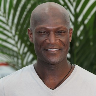 Peter Mensah in 50th Monte Carlo TV Festival - Spartacus : Blood and Sand - Photocall