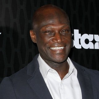 Peter Mensah in Los Angeles Premiere of Starz New Series Magic City