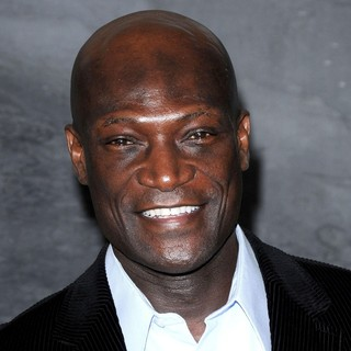 Peter Mensah in Spartacus: Blood and Sand Premiere