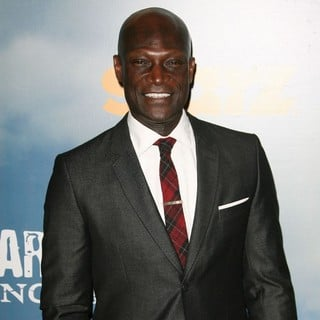 Peter Mensah in Premiere of Starz' Spartacus: Vengeance