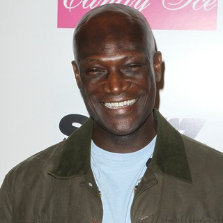 Peter Mensah in Visual Impact Now Charity Event