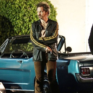 Peter Sarsgaard in The Set of Lovelace