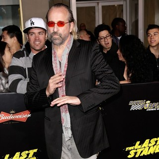 Peter Stormare in The World Premiere of The Last Stand