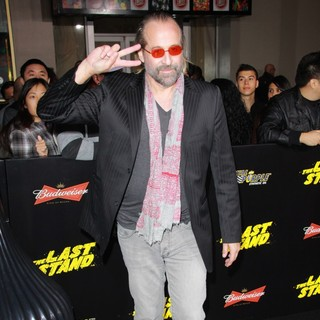 The World Premiere of The Last Stand - peter-stormare-premiere-the-last-stand-05
