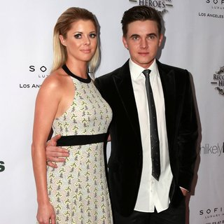 Katie Peterson, Jesse McCartney in 3rd Annual Unlikely Heroes Awards Dinner and Gala