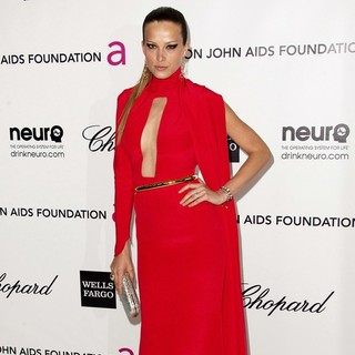Petra Nemcova in The 20th Annual Elton John AIDS Foundation's Oscar Viewing Party - Arrivals