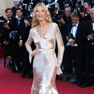 Petra Nemcova in 66th Cannes Film Festival - Behind the Candelabra Premiere