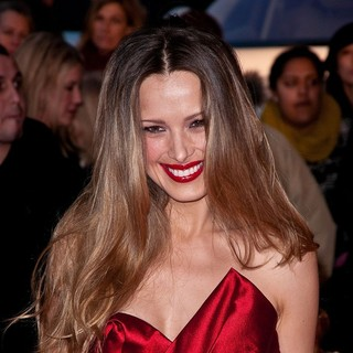 Petra Nemcova in Mercedes-Benz Fashion Week - Fall 2012 - Marchesa - Outside Arrivals
