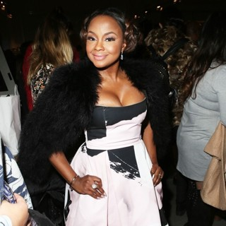 Phaedra Parks - New York Fashion Week Fall-Winter 2016 - Zang Toi - Front Row and Backstage