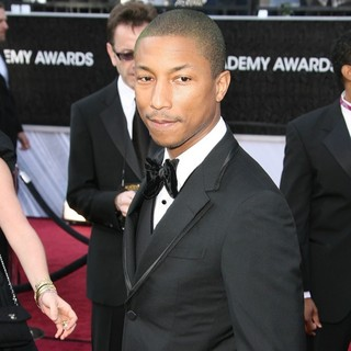 Pharrell Williams in 84th Annual Academy Awards - Arrivals