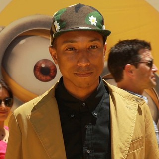 Pharrell Williams - Premiere of Universal Pictures' Despicable Me 2