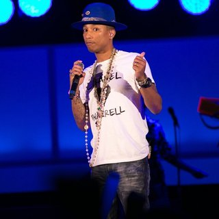 Pharrell Williams - We Can Survive 2014