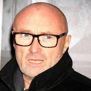 Phil Collins in Opening Night for Broadway's Beautiful: The Carole King Musical - Arrivals