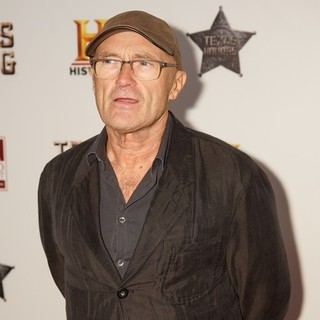 Phil Collins in History's Miniseries Texas Rising Premiere - Arrivals