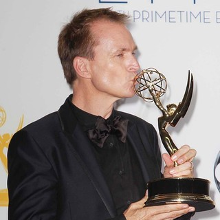 Phil Keoghan in 64th Annual Primetime Emmy Awards - Press Room