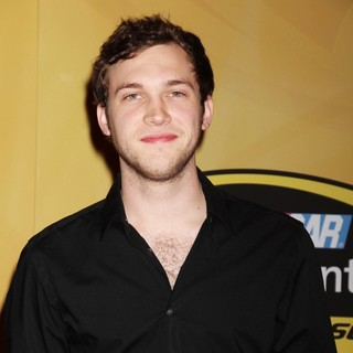 Phillip Phillips in 2012 NASCAR Sprint Cup Series Awards Gala
