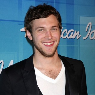 Phillip Phillips in American Idol Season 11 Grand Finale Show - Press Room
