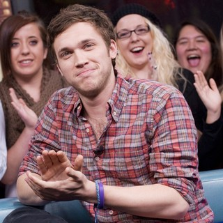 Phillip Phillips in Phillip Phillips Interview and Performance on Much Music's NEW.MUSIC.LIVE.
