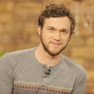 Phillip Phillips in Phillip Phillips Appears on The Marilyn Denis Show