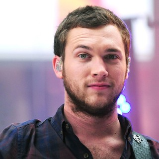 Phillip Phillips in Phillip Phillips Performs as Part of The Toyota Concert Series on NBC's Today