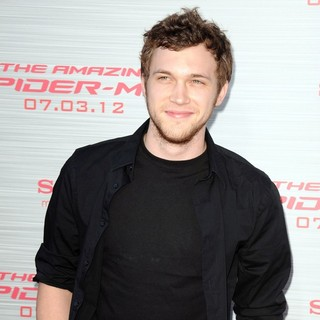 Phillip Phillips in Los Angeles Premiere of The Amazing Spider-Man - Arrivals