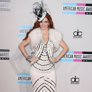 Phoebe Price in 2011 American Music Awards - Arrivals