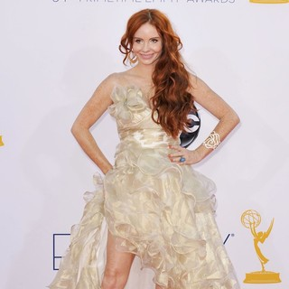 Phoebe Price in 64th Annual Primetime Emmy Awards - Arrivals
