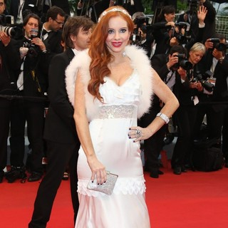 Phoebe Price in Cosmopolis Premiere - During The 65th Annual Cannes Film Festival