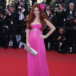 Phoebe Price in 66th Cannes Film Festival - Blood Ties Premiere