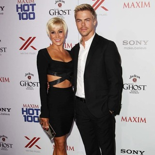 Kellie Pickler, Derek Hough in The Maxim Hot 100 Party - Arrivals