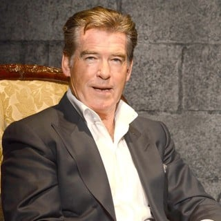 Pierce Brosnan Receives The Honorary Patronage of The Dublin University Players