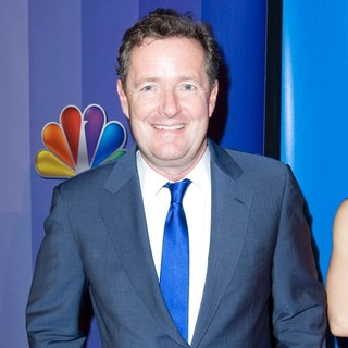 Piers Morgan in 2011 NBC Upfront Presentation - Arrivals